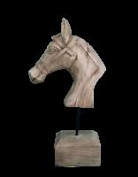 Deko Objekt Wooden Horse