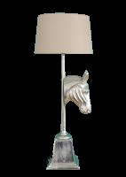 Stehlampe Horse Massiv