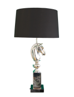 Stehlampe Chess Horse
