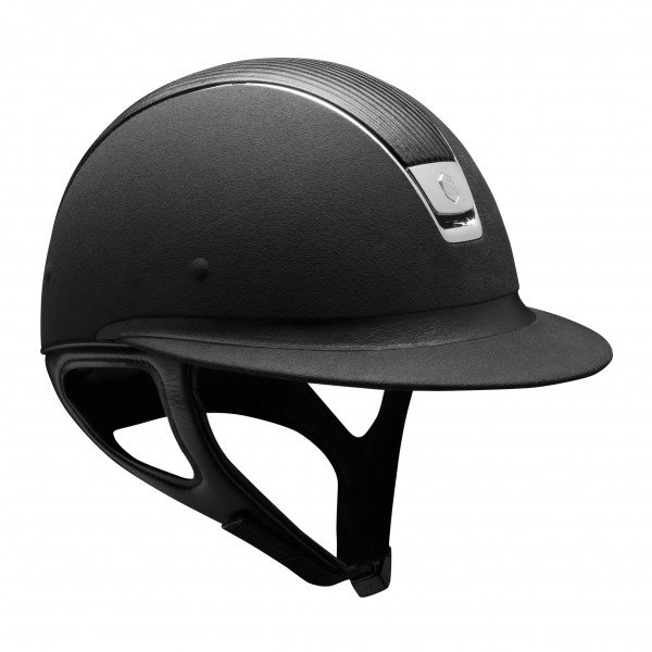 Samshield Reithelm Premium MissShield Black Leather