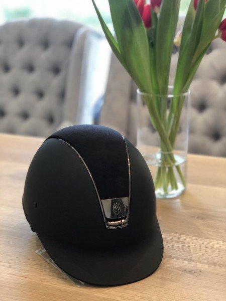 Samshield Shadowmatt Helm schwarz