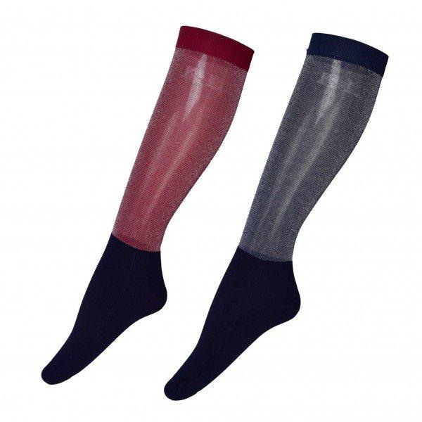 KL Glitter Socken