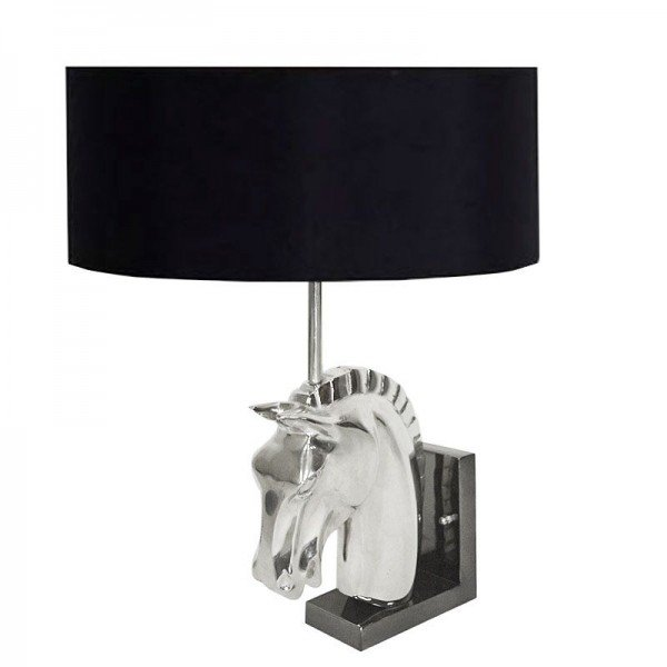 Wandlampe Chess Horse
