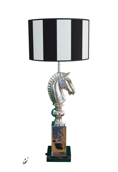 """Stehlampe """"Chess Horse Stripes"""""""