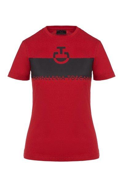 CT Shirt Adhesive Logo Cotton