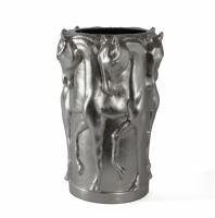 Adamsbro Vase Dancing Horse