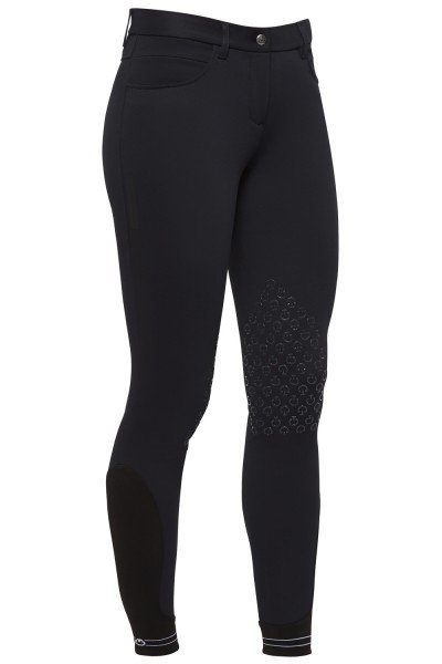 CT Reithose New Grip System Breeches Logo Tape