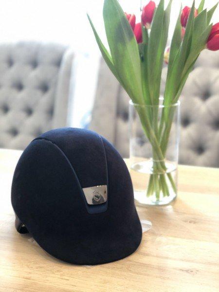 Samshield Premium Alcantara Helm