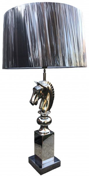"Stehlampe ""Chess Horse"""