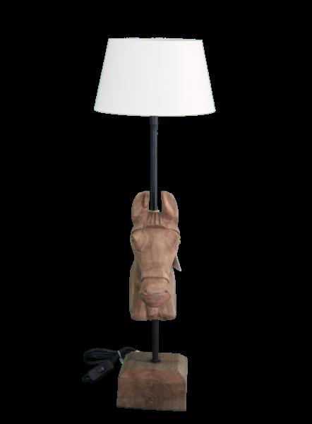 Wohnlampe Wooden Horse