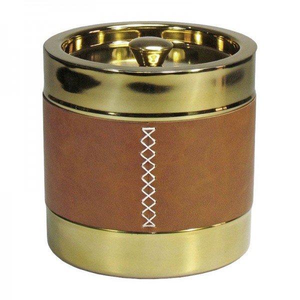 Champagner Cooler Golden Leather
