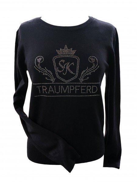 Traumpferd Swarovski Knitwear Roundneck
