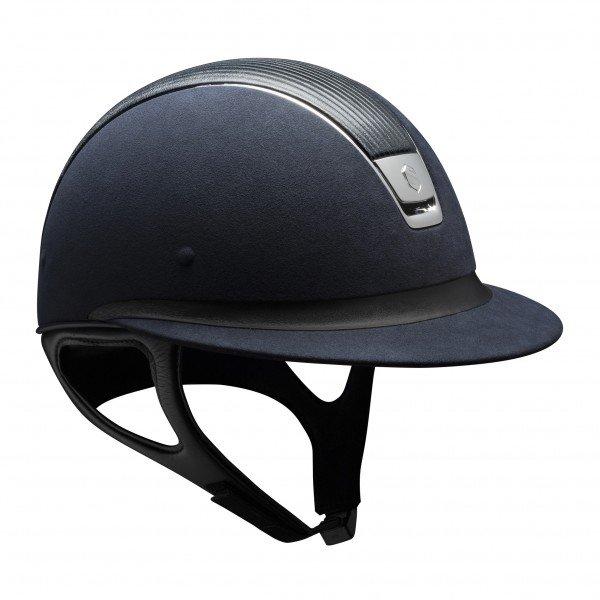 Samshield Reithelm MissShield Premium Blue Leather